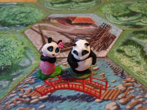 Mr. and Mrs. Panda