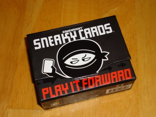 Sneaky Cards Box 2