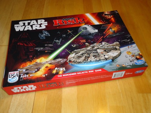 Star Wars Risk Box