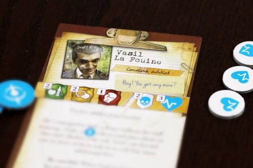 Vasil La Fouine... what's his deal?