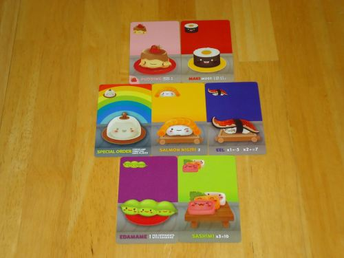 Sushi Go Party - Cards 2
