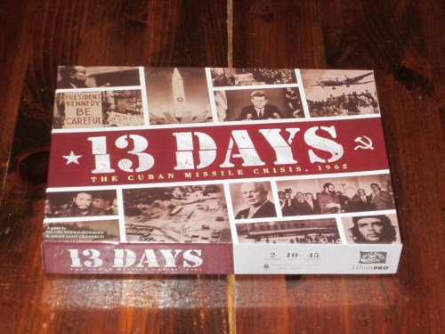 13 Days box