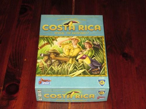 Costa Rica box