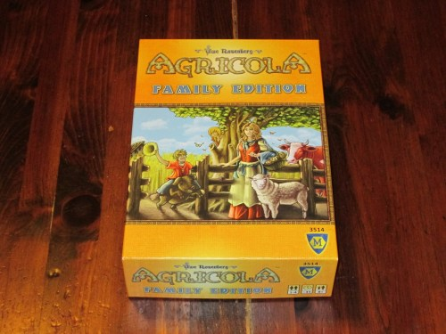 Agricola Family box