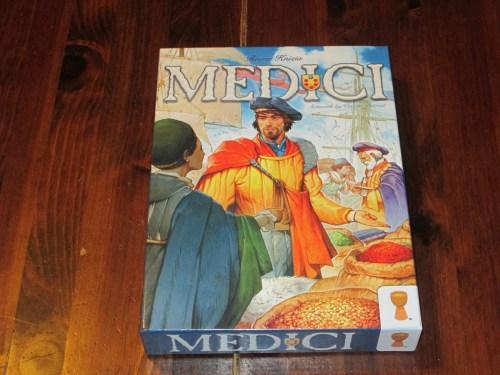 Medici 3 box