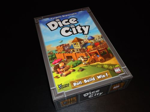 Dice City Box