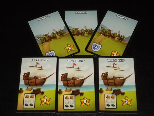 Dice City Cards 1
