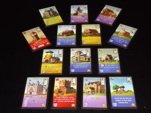 Dice City Cards 3