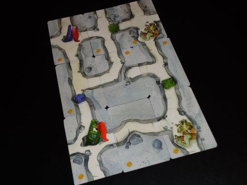 Saboteur Duel Path Cards