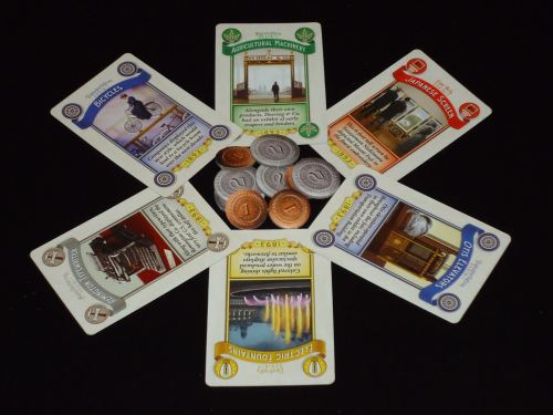 World's Fair 1893 - Exhibit Cards
