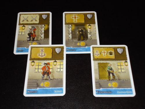 Port Royal - Characters 2