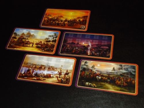 Century Spice Road - Player Cards