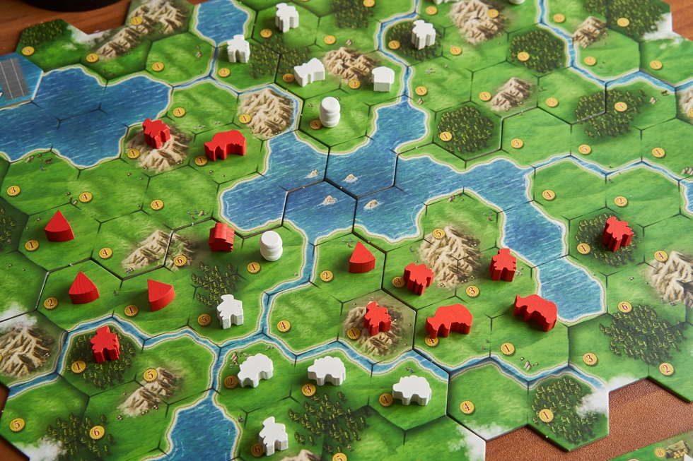 Clans of Caledonia Review image