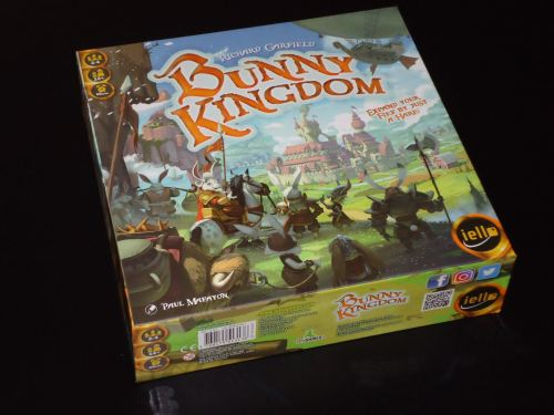 Bunny Kingdom: Box