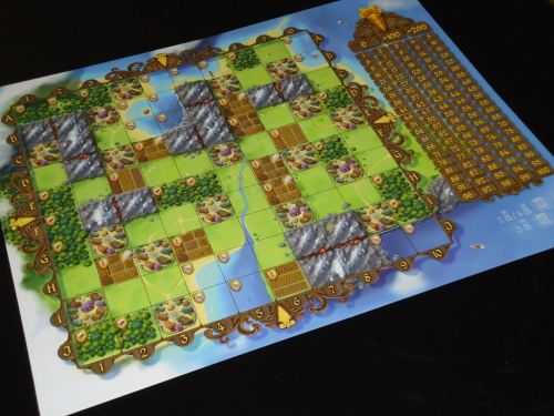 Bunny Kingdom: Board