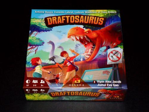 Draftosaurus - Box