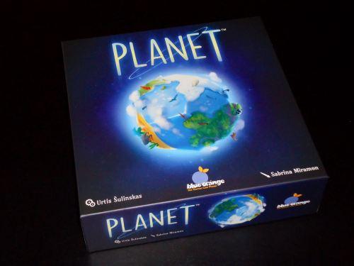 Planet: Box