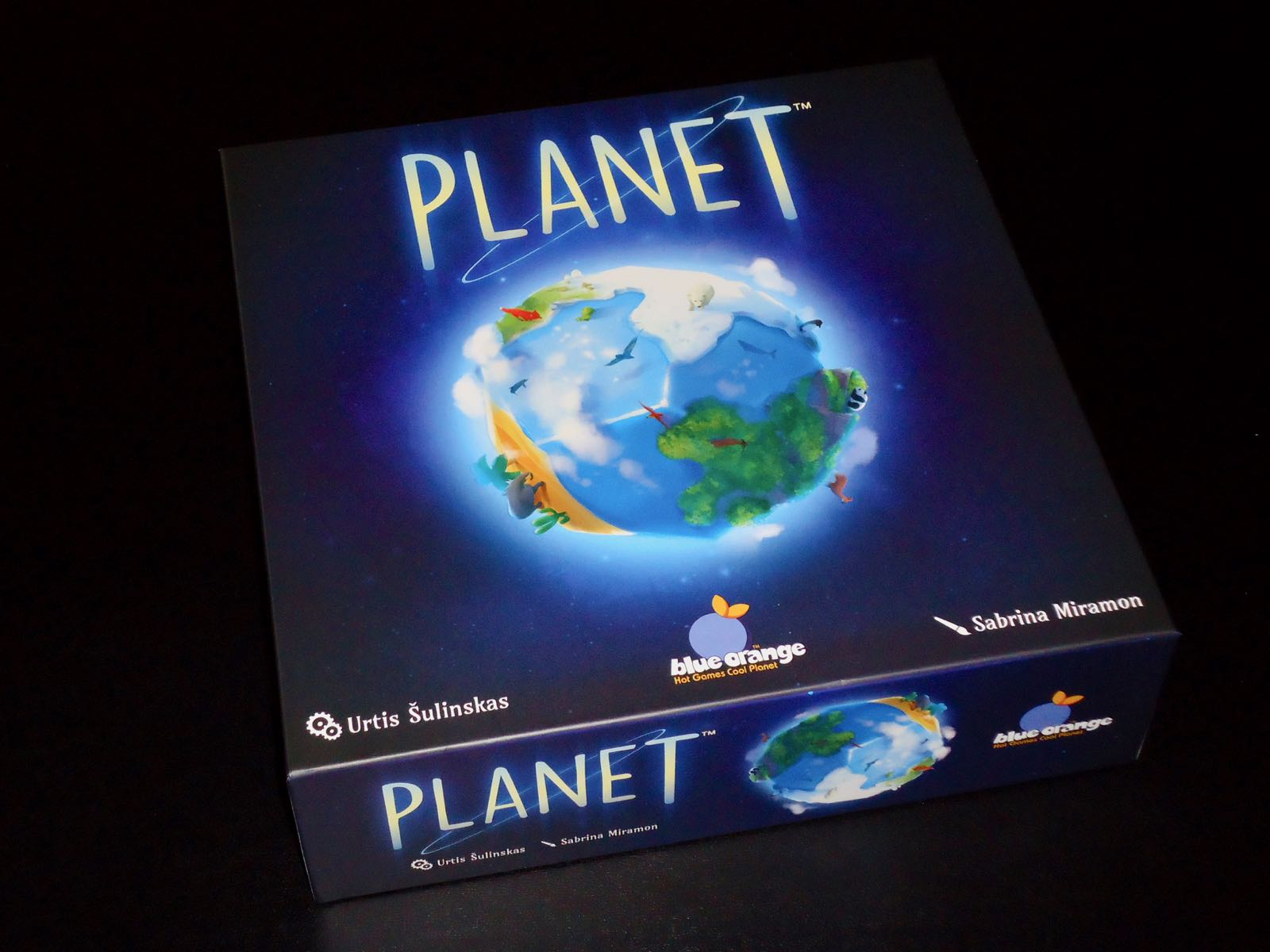 Review: Planet