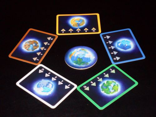 Planet: Goal Cards