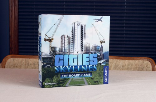 Review Cities Skylines The Board Game
