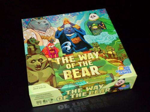 Way of the Bear - Box