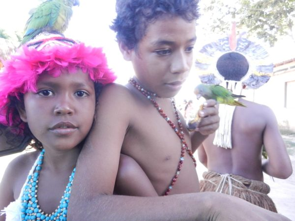 Native Baiano Kids, Bahia, Brazil