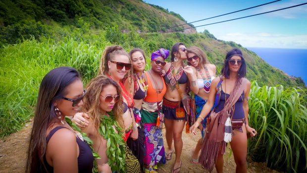 Maui Mana Wahines