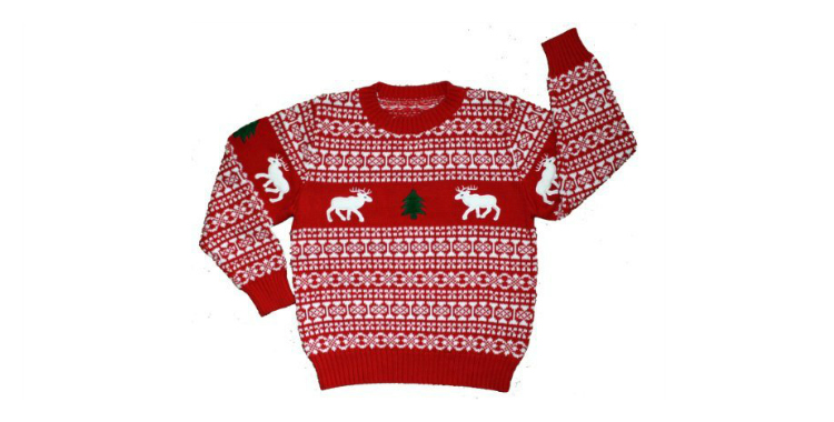 Toddler Amp Baby Ugly Christmas Sweaters Isle Of Baby