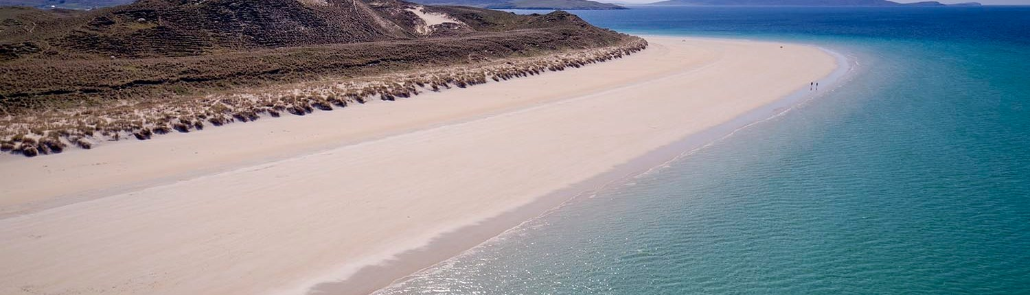 Luskentyre Beach by Mo Thomson
