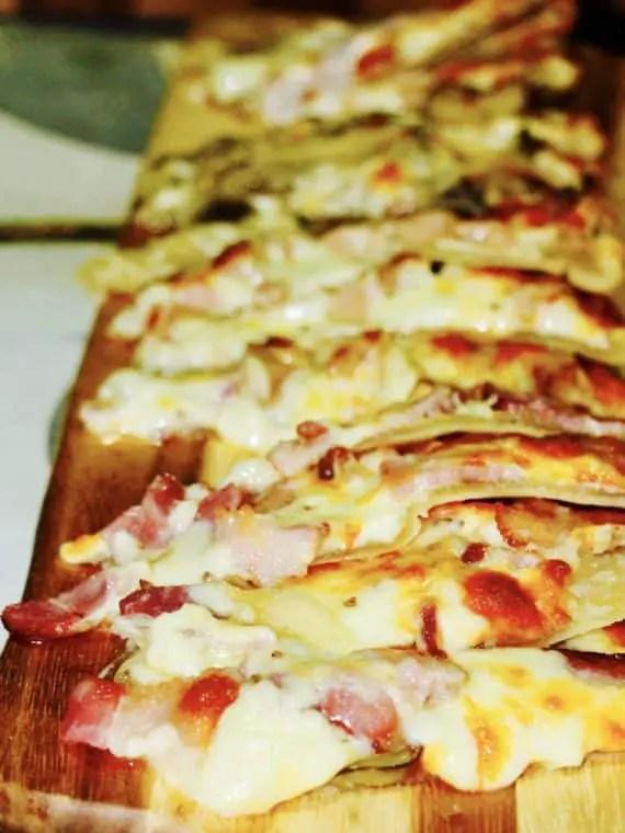 2 New Pizza Recipes