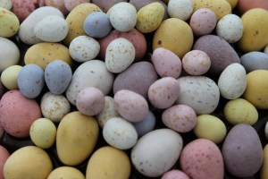 Lots of yummy eggs are to be found across Islington this Easter. Image: WillowGardeners