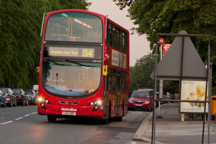 134 bus