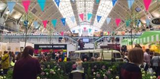 Islington Country Living Spring Fair 2015