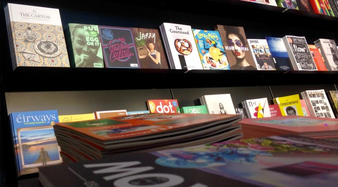 Islington magazine shop MagCulture