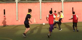 Football in Islington, Copenhagen Youth Project