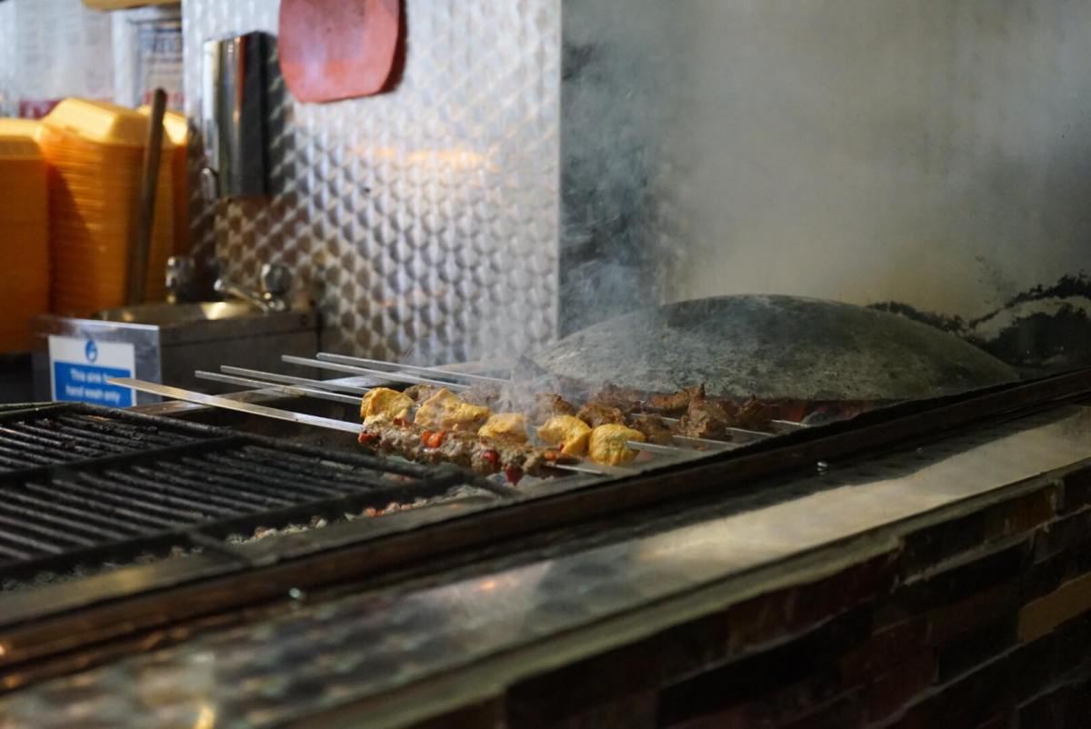 Where to eat the best kebabs in Islington