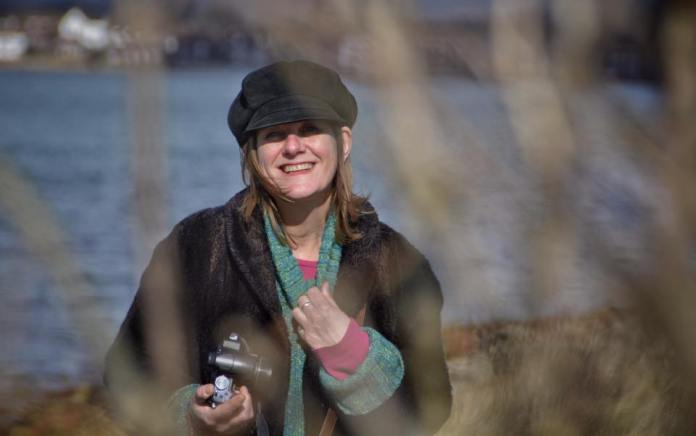 Jane Parker, tour guide