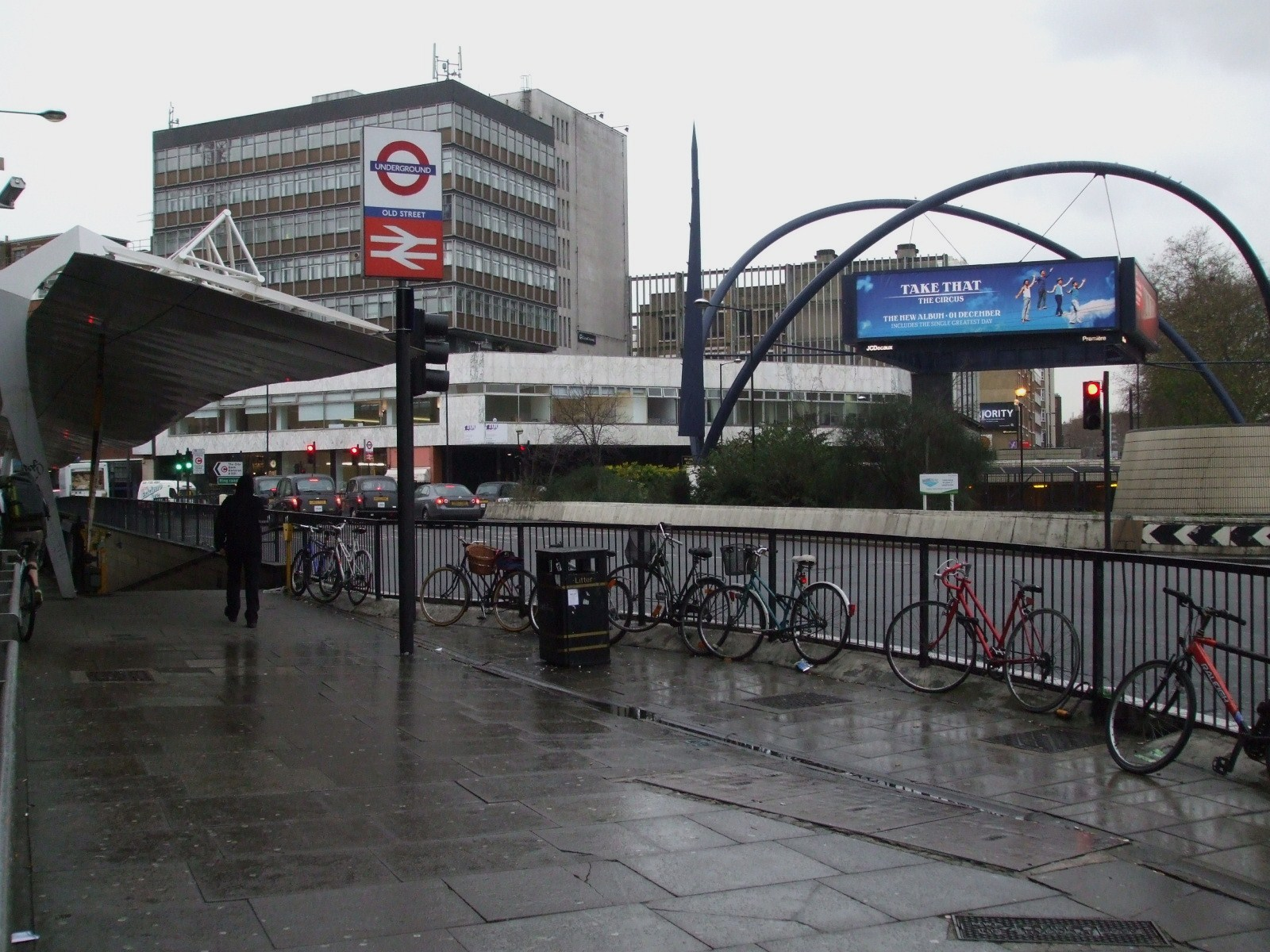 Road closures in Old Street spark concerns of increased class gap in Islington