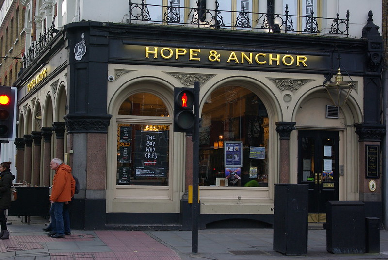 The Islington pub where Joy Division played for 75p to host 1970s punk and  rock stars - Islington Now