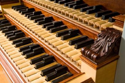 Krigbaum Organ Marquand Chapel Institute Of Sacred Music