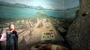 Aztec Wax Museum