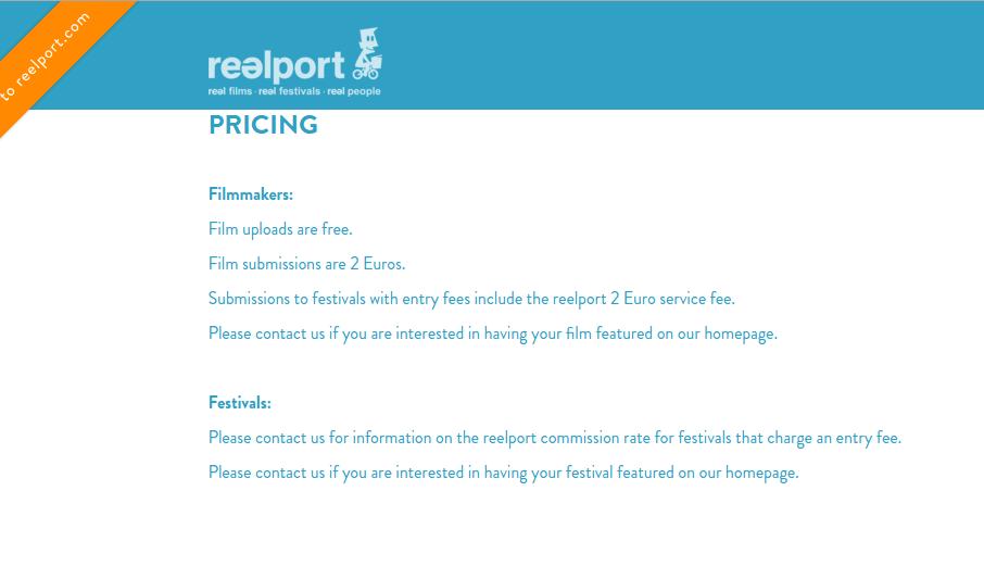 reelport pricing