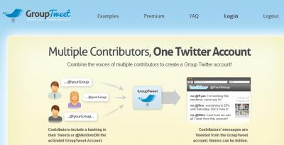 GroupTweet la guia definitiva de herramientas para twitter ismael ruiz gonzalez community manager diseñador web wordpress