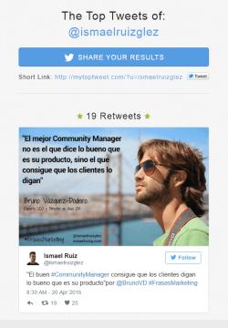 mytoptweet la guia definitiva de herramientas para twitter ismael ruiz gonzalez