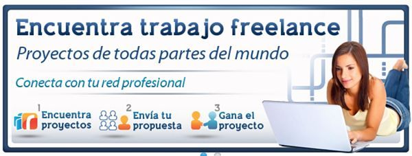 Projectlinkr freelancer proyectos