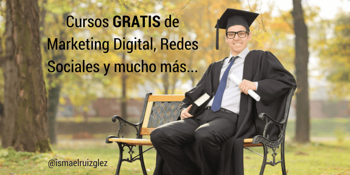 ¿Cuáles son los mejores cursos gratuitos online sobre Marketing Digital?