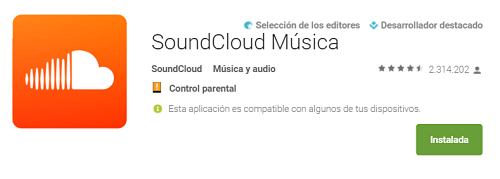 soundcloud app podcaster
