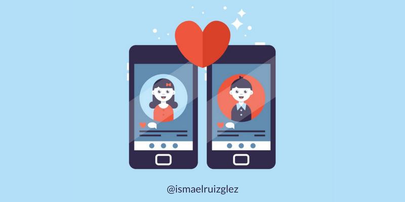 Conocer amigos por internet