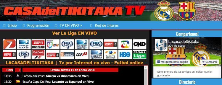 ≫ ¡TRUCOS! ⇒ Ver Fútbol Online GRATIS 🥇🥇 50 Páginas (2019)