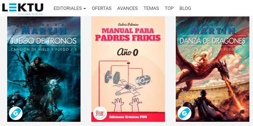Descargar libros gratis 50 mejores pginas para bajar ebooks lektu como descargar libros gratis fandeluxe Images